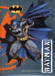 Diario Batman non datato 12 mesi. Grigio
