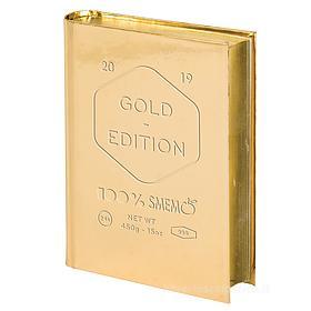 Smemoranda 2019. Diario Smemo 16 mesi large Special Edition Oro