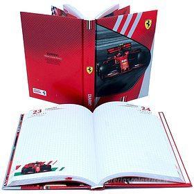 Diario 12 mesi Ferrari Kids non datato