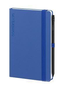 Comix Day 2020. Agenda 12 mesi large con matita. Blu