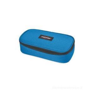 Astuccio bustina Oval XL cm 22 in tessuto poliammide Azzurro