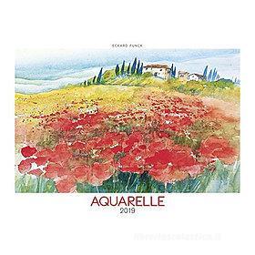 Calendario 2019 Aquarelle 48,5x34 cm