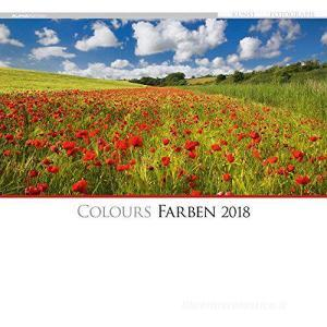 Calendario da muro Colori 2018