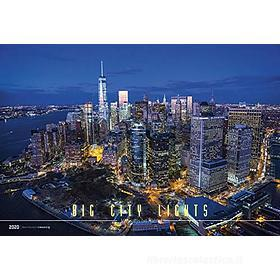 Calendario 2020 Big City Light 49,5x34 cm