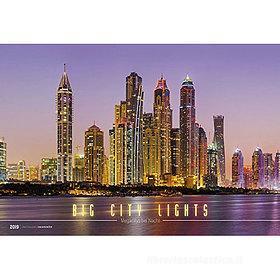 Calendario 2019 Big City Light 49,5x34 cm