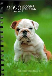 Dogs and Puppies 2020. Agenda giornaliera spiralata large