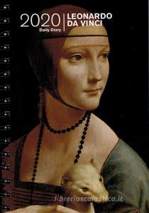 Leonardo 2020. Agenda giornaliera spiralata large