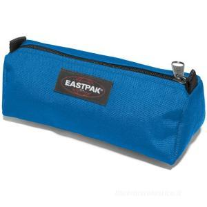 Astuccio tombolino Benchmark in tessuto nylon Azzurro
