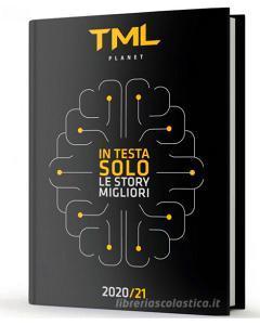 Diario TML Tua madre è leggenda 2020-2021. Agenda 12 mesi nero