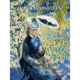 Calendario 2020 Impressionists 42x56 cm
