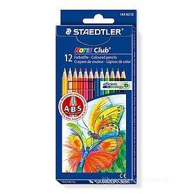 Confezione 12 matite colorate Noris Club