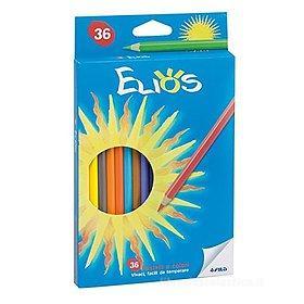 Confezione 36 pastelli Elios