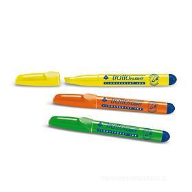 Confezione 2 evidenziatori Tratto I-Light colorati (colori assortiti)