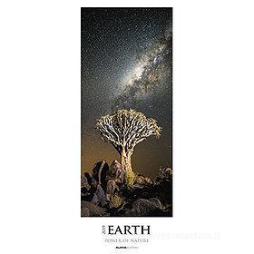 Calendario 2019 Earth 25x69 cm