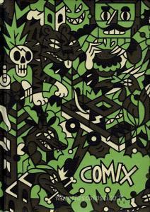 Comix 2019-2020. Agenda 16 mesi standard Special Edition. Grigio e verde