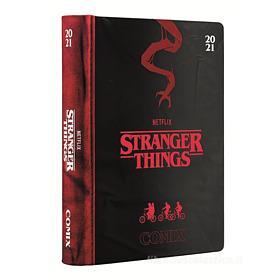 La Strana Comix 2020-2021. Diario agenda 16 mesi medium Stranger Things