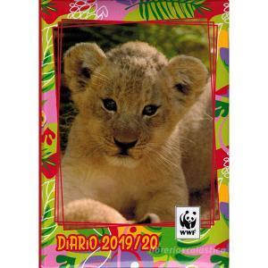 WWF Diario 2019/2020 12 mesi leone