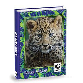 WWF Diario 2019/2020 12 mesi leopardo