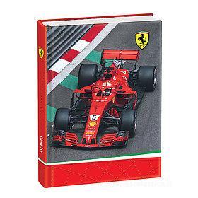 Ferrari Kids Diario 12 mesi non datato rosso