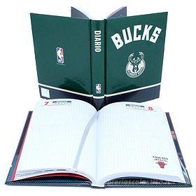 Diario NBA Milwaukee Bucks 12 mesi non datato