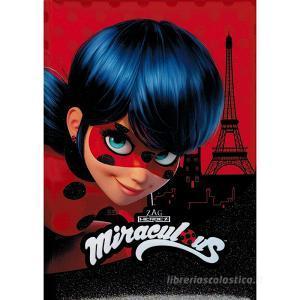 Miraculous Diario 12 mesi non datato Ladybug. Rosso