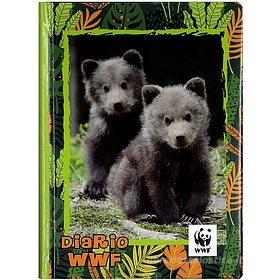 WWF Diario 2021/2022 12 mesi orsetti
