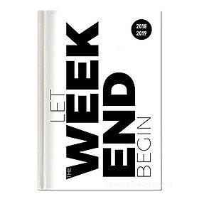 Agenda 2018-2019 settimanale 16 mesi Collegetimer Pocket Typo