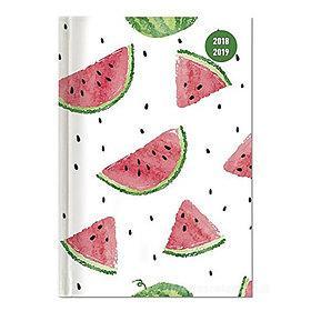 Agenda 2018-2019 settimanale 16 mesi Collegetimer Pocket Melon
