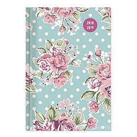 Agenda 2018-2019 settimanale 16 mesi Collegetimer Pocket Roses