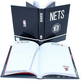 Diario NBA New York Brooklyn Nets 12 mesi non datato