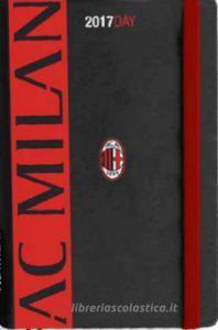 Agenda AC Milan 12 mesi giornaliera 2017