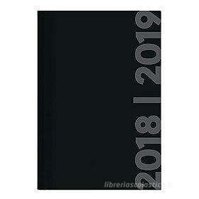 Agenda 2018-2019 giornaliera 16 mesi Collegetimer Pocket Black Label