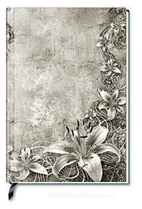 Taccuino Premium Book Floral Art