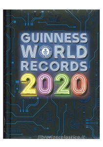 Superdiario Guinness World Records 2020. Diario agenda 16 mesi