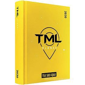 Diario TML Tua madre è leggenda 2020. Agenda 13 mesi giallo