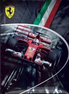 Ferrari Kids Diario 2019 12 mesi nero
