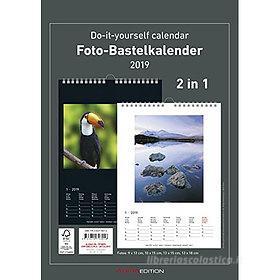 Calendario 2019 Do it yourself 21x30 cm