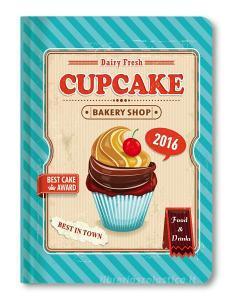 Ladytimer Cupcake Agenda Settimanale 2016