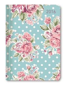 Ladytimer Roses Agenda Settimanale 2016