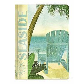 Agenda 12 mesi settimanale 2020 Ladytimer Seaside