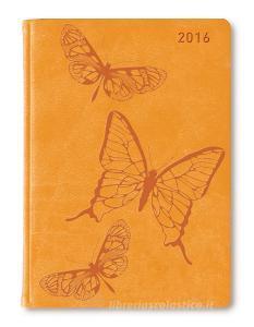 Ladytimer Deluxe Amber Agenda Settimanale 2016