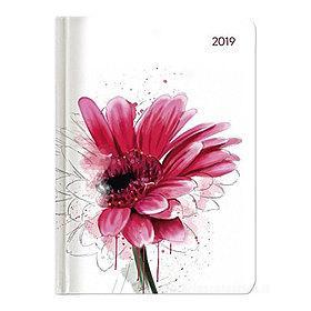Agenda 2019 settimanale 12 mesi Ladytimer Grande Blossom
