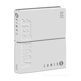 Comix U Yourself Mini Agenda 2019/2020 giornaliera 16 mesi. Bianco