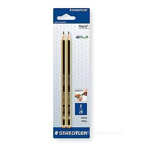 Confezione 2 matite Noris 2B