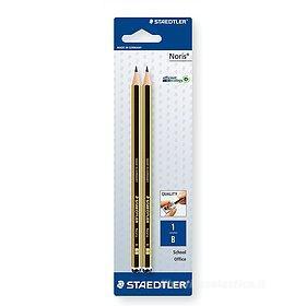 Confezione 2 matite Noris B