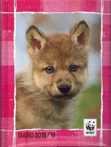 WWF Diario 2019 12 mesi rosa