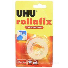 Nastro adesivo Rollafix trasparente
